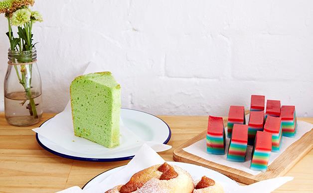 Café Rumah's homemade sweets