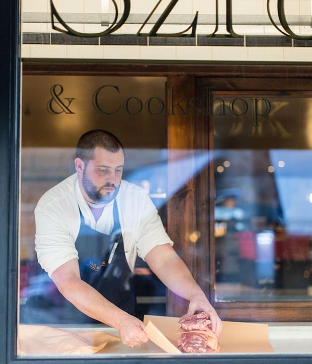 **Hill & Szrok, Hackney** Alex Szrok at Hill & Szrok, Hackney.  _60 Broadway Market, Hackney, +44 207 254 8805, [hillandszrok.co.uk](/hillandszrok.co.uk)_