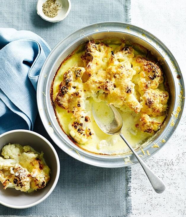 Cauliflower cheese recipes