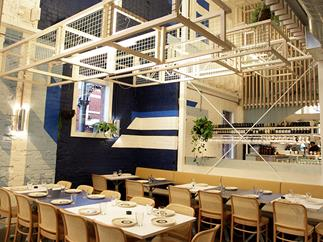 George Calombaris opens Hellenic Hotel