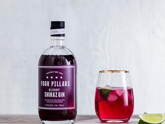 Bloody Shiraz Gin