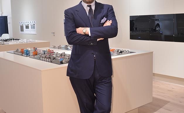 True to form: an interview with Smeg CEO Vittorio Bertazzoni