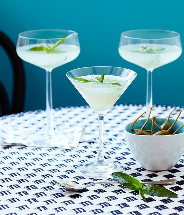 "**[The Gin Garden's Southside](https://www.gourmettraveller.com.au/news/drinks-news/signature-drink-the-gin-gardens-southside-6495|target=""_blank"")** <br> If you're looking to branch out from Mojitos, the Southside is your drink."