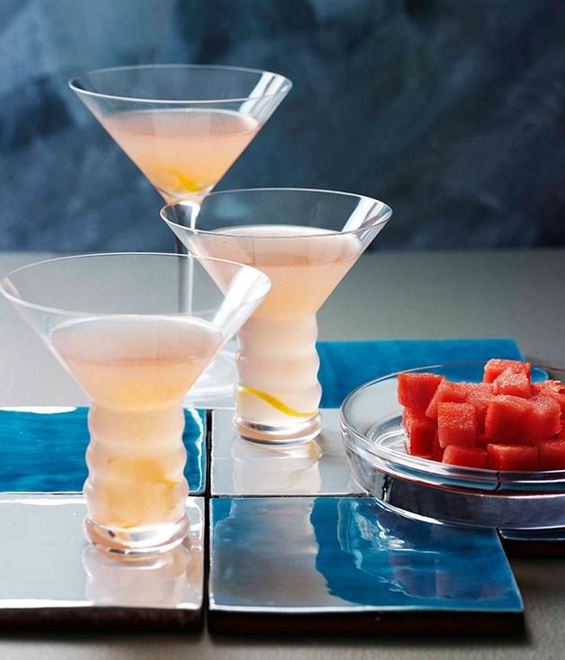 "**[The Galley Room's Herbie Hancock](https://www.gourmettraveller.com.au/news/drinks-news/signature-drink-the-galley-rooms-herbie-hancock-6497|target=""_blank"")** <br> Gin cuts through the bright flavours of melon and honey in this refreshing cocktail."