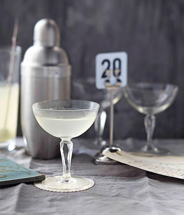 "**[The Den's 20th Century](https://www.gourmettraveller.com.au/news/drinks-news/signature-drink-the-dens-20th-century-6547|target=""_blank"")** <br> A classic 1930s classic cocktail that's simple to make."