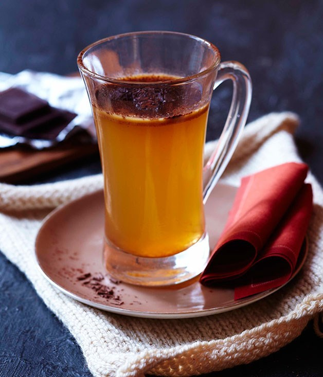 "[Guatemalan hot buttered rum](https://www.gourmettraveller.com.au/news/drinks-news/signature-drink-defectors-guatemalan-hot-buttered-rum-6491|target=""_blank"")"