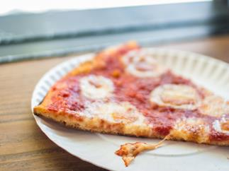 The four types of pizza you'll find in New York City