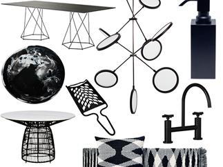 Kitchen trends: monochrome decor