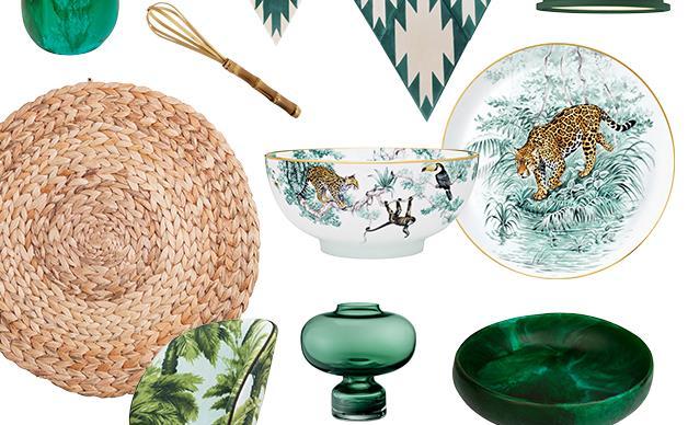 Kitchen trends: wild style