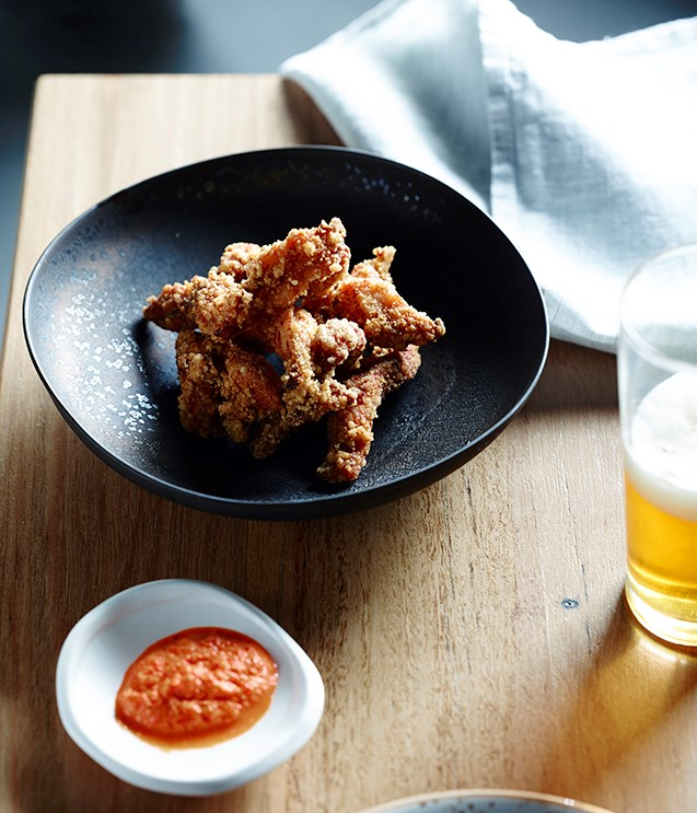 Taiwanese fried chicken