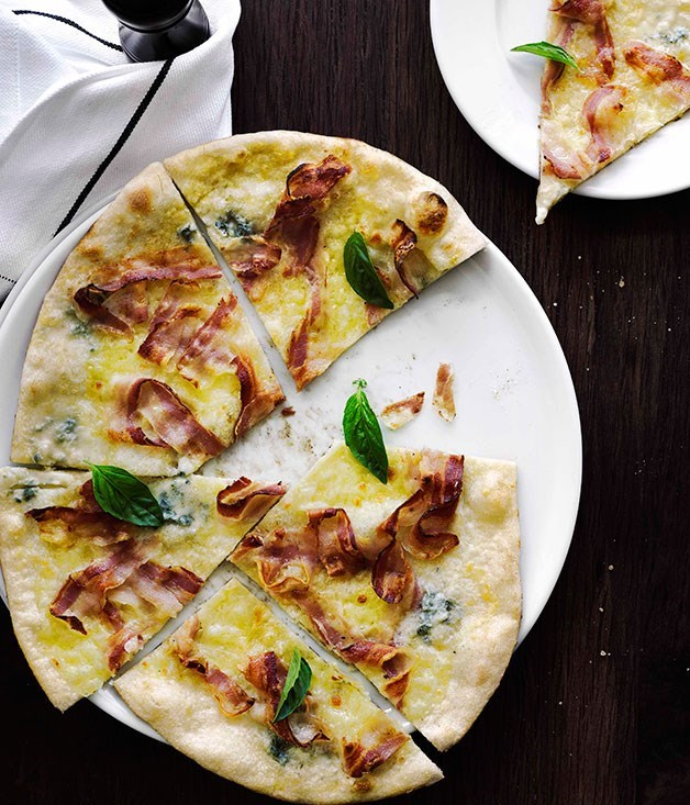 "[**Strada Nova pizza**](https://www.gourmettraveller.com.au/recipes/chefs-recipes/strada-nova-pizza-7561|target=""_blank"")"