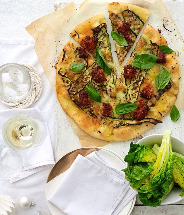 "[**Contadina pizze**](https://www.gourmettraveller.com.au/recipes/chefs-recipes/contadina-pizze-9152|target=""_blank"")"
