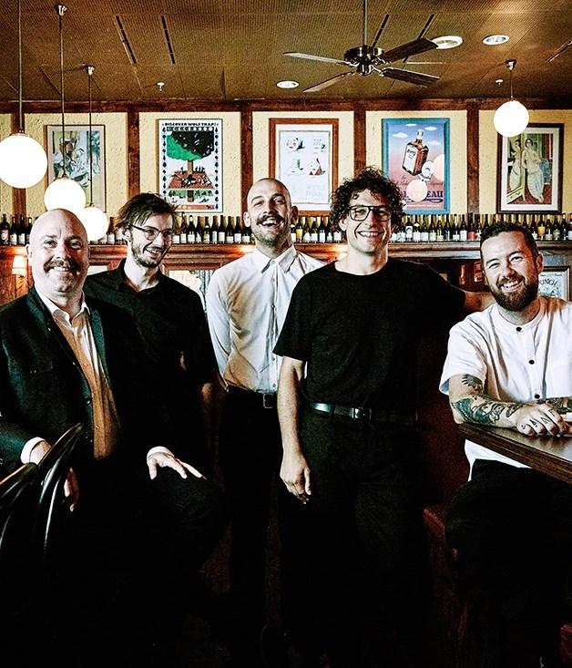 Video: Sydney's Restaurant Hubert