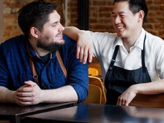 Harpoon Harry brings two of New York's hottest chefs to Sydney