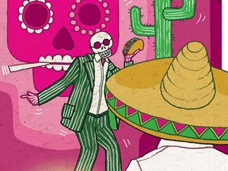 Fergus Henderson's heavenly tastes of Mexico City