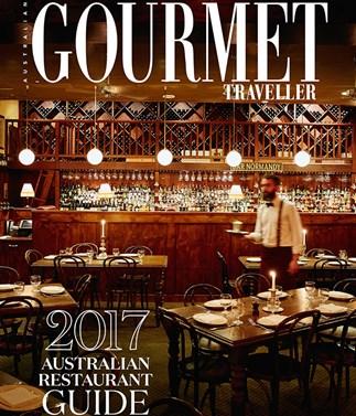 2017 Gourmet Traveller Restaurant Award winners
