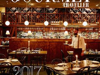 2017 Gourmet Traveller Restaurant Award winners