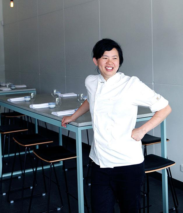 **Best new talent** Thi Le, [Anchovy, Melbourne](http://www.gourmettraveller.com.au/restaurants/restaurant-reviews/2015/12/anchovy-melbourne-restaurant-review/)  After working for Christine Manfield, Andrew McConnell and Dave Verheul, Thi Le attracted immediate attention when she opened her own restaurant in Melbourne. Here's the thing: Anchovy just keeps getting better and better, presenting flavours that are born of Le's Vietnamese heritage, her broader interest in South East Asian cuisines and her raw talent. Menu stalwarts like her celebrated blood sausage now have to make room for the likes of stracciatella teamed with spring onion, apples and roti. Exciting and unique stuff.  Photography: Thi Le by Julian Kingma