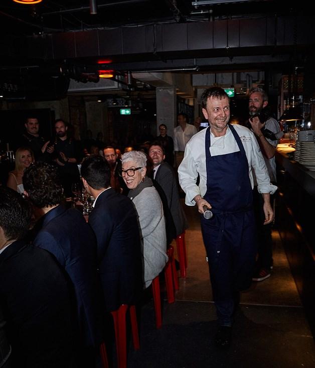 **** Long Chim and Nahm chef David Thompson