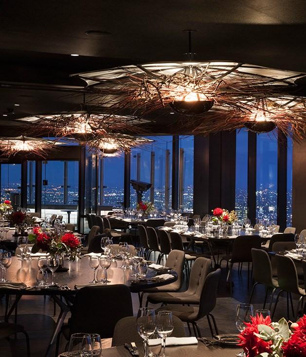 Etihad Airways dinner at Vue de Monde, Melbourne