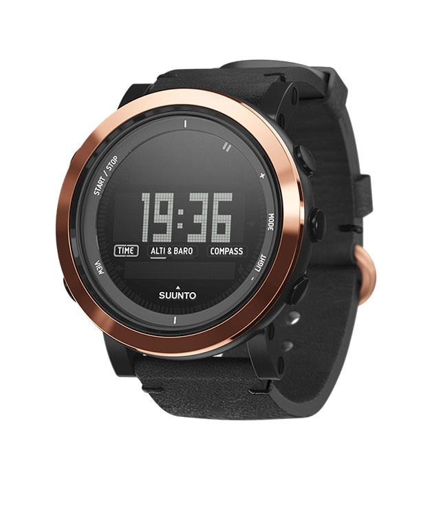 **Suunto watch** [Suunto Watches](http://www.suunto.com.au/en-AU/Products/Watches/Suunto-Essential/Suunto-Essential-Ceramic-All-Black/) specialises in wearable technology, and with more than 80 sport modes to choose from, tracking metrics and training insights, these handmade watches are made for high performance. _From $399.50, [wildearth.com.au](http://www.wildearth.com.au/)   _