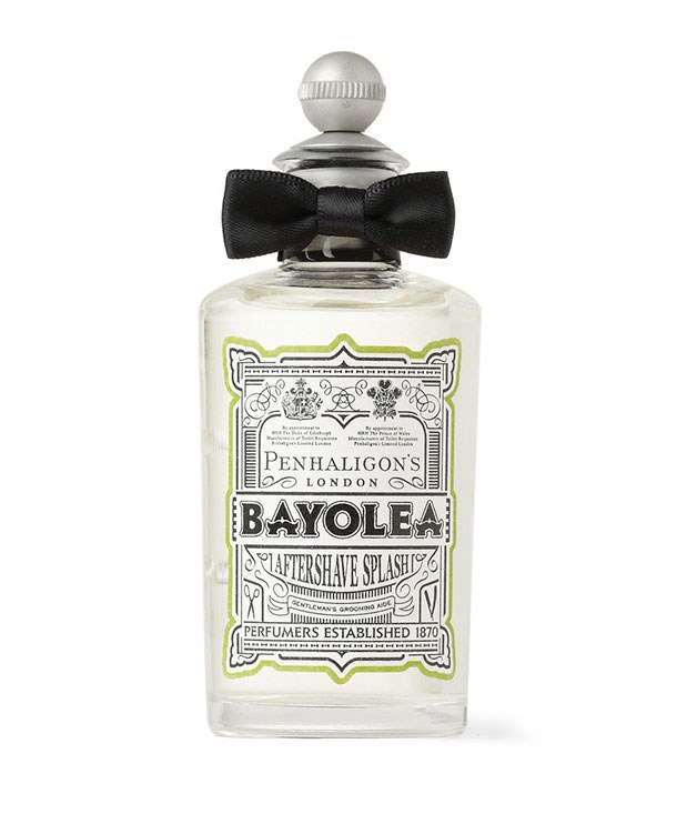 **Penhaligon's Bayolea eau de toilette** Sporting citrusy top notes of mandarin, orange, tangerine and lemongrass, and spices such as cardamom and black pepper, this aromatic fragrance will send dad out into the day smelling as fresh as a spring afternoon. $135 for 100ml, _[cosmeticsnow.com.au](http://www.cosmeticsnow.com.au/)_