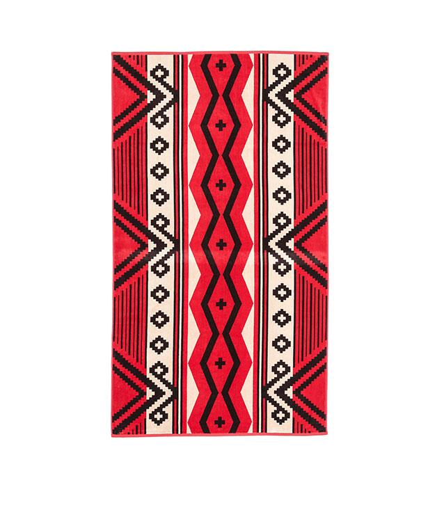 """**Pendleton towel** Pendleton produce Native American-style bath towels. Made from 100 per cent cotton and machine washable (definitely a plus), they come in a large variety of colours, designs and sizes. _From $20, available at [thirddrawerdown.com](http://www.thirddrawerdown.com """"Third Drawer Down"""")_"""