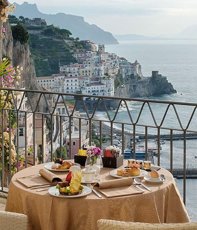Destination Dining: Kyushu, Amalfi Coast
