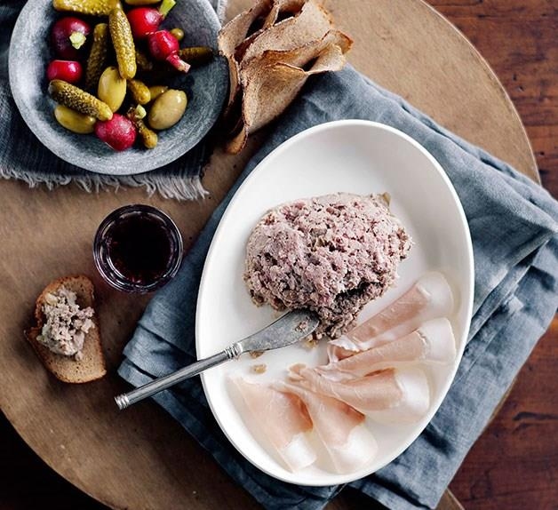 14 terrines and pâtés for a French-style picnic