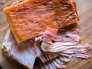 Richard Cornish's year without meat