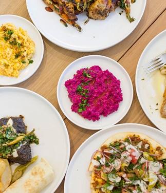 Hot Plates: Babajan, North Carlton