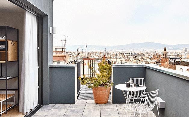Hot Hotels: Su casa in Barcelona