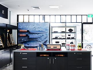 Cutting edge: Sydney's new Chef's Armoury store