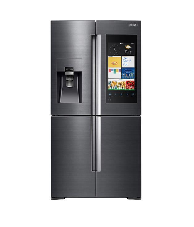 **Samsung Family Hub Refrigerator** With in-built speakers, freshness tracking cameras and custom optimisation - the bottom right drawer can switch between a fridge or freezer at the touch of a button - this refined refrigerator is an entertainer's dream. The smart fridge is also equipped with sleek touchscreen technology that allows shopping on the spot via the Woolworths app. Gamechanging for anyone prone to a forgetful spell at the supermarket. _$7499; [samsung.com.au](http://www.samsung.com/au/consumer/home-appliances/refrigerators/french-door/RF56K9540SG/SA)_