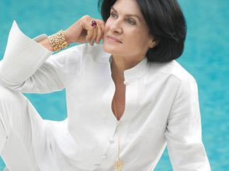 Style statement: Paloma Picasso Olive Leaf