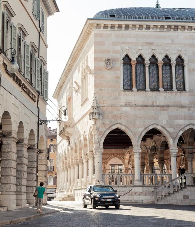**Streets of Udine**
