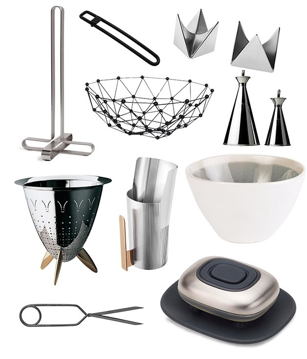 futuristic kitchenwares