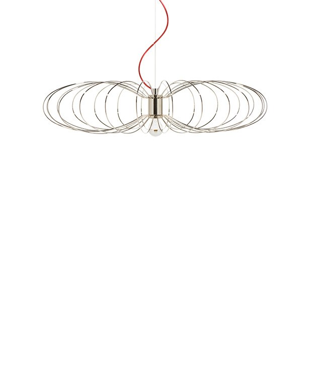 **Criteria Flying Spider Pendant** Gold-Plated Steel Flying Spider pendant light, $1,665, [Criteria](http://criteriacollection.com.au/products/flying-spider)