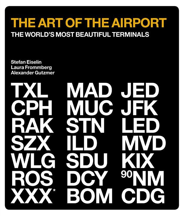 **The Art of the Airport** Too often airports are viewed as an arduous step in arriving to an amazing location, with little attention paid to the intricacies of the architecture behind them. With vivid photography and illustrious backstories, _The Art of the Airport_ shines a light on the captivating beauty of the world's most beautiful terminals - here are a few of our favourites.  The Art of the Airport: The World's Most Beautiful Terminals_, edited by Stefan Eiselin, Laura Frommberg and Alexander Gutzmer is published by Murdoch Books, $49.99._  _Words by Bianca Farmakis and Siobhan Plowman._