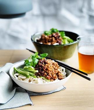 Six fast noodle recipes