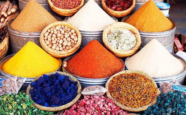 The flavours of Marrakech: five essential tastes