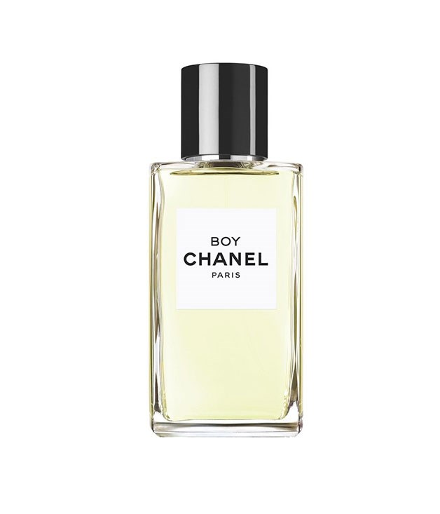 **Chanel** Les Exclusifs de Chanel Boy [Chanel](http://www.chanel.com/en_AU/) eau de parfum, $470 for 200ml.