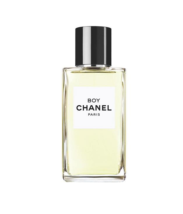 **Chanel** Les Exclusifs de Chanel Boy [Chanel](http://www.chanel.com/en_AU/) eau de parfum, $470 for 200ml.