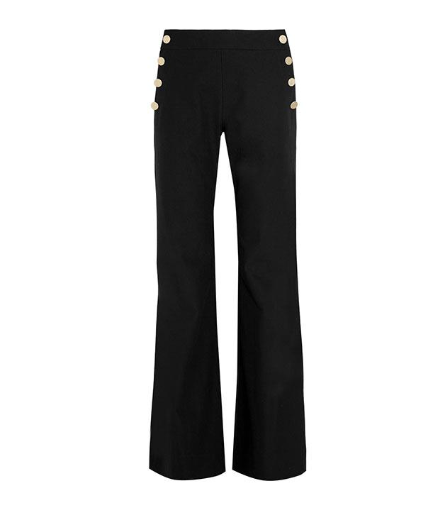 "**MaxMara** MaxMara ""Stemma"" cotton and linen trousers, $372, from [Matches Fashion](http://www.matchesfashion.com/au/)."