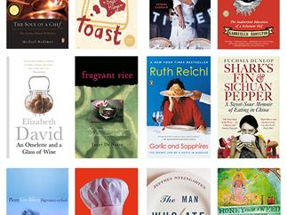 Our favourite food memoirs