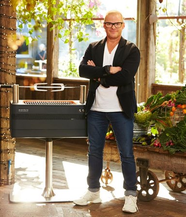 How to barbecue like Heston Blumenthal