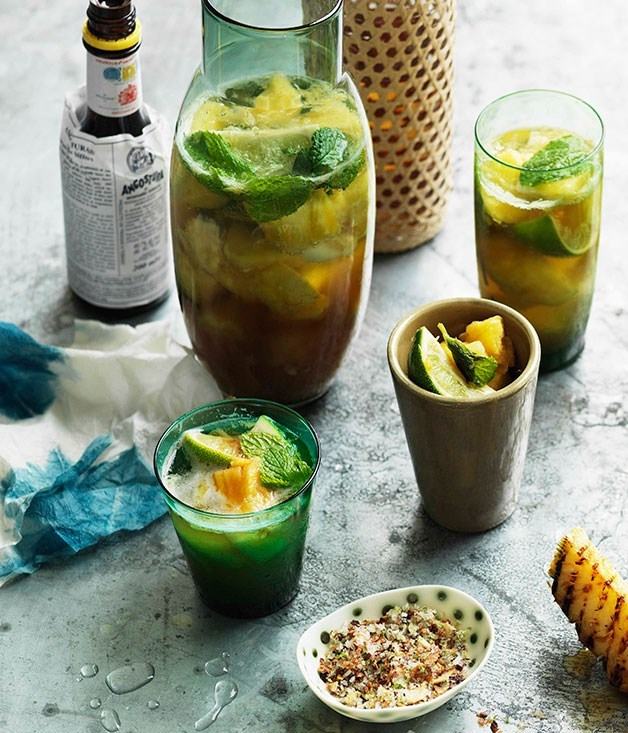 """[**Pineapple Punch**](https://www.gourmettraveller.com.au/recipes/browse-all/pineapple-punch-11548 target=""""_blank"""")"""