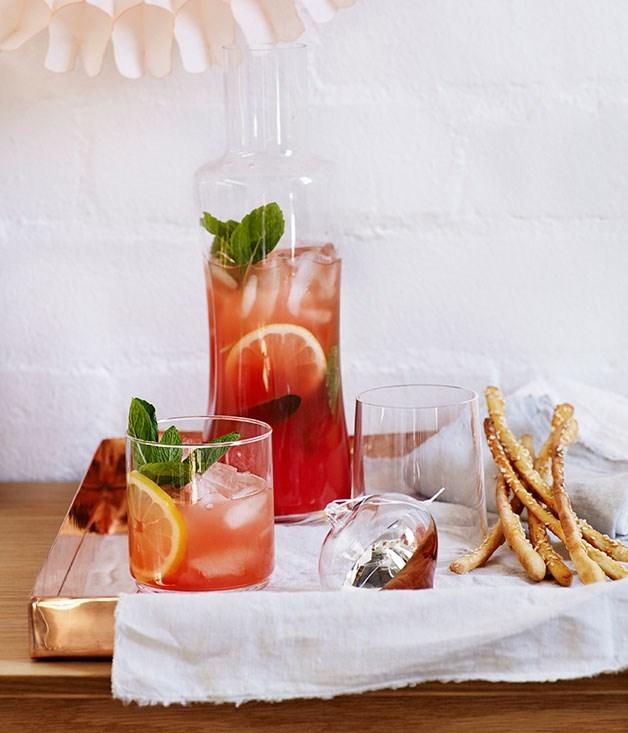 "[**Water-Cooler Punch**](https://www.gourmettraveller.com.au/recipes/chefs-recipes/water-cooler-punch-8186|target=""_blank"")"