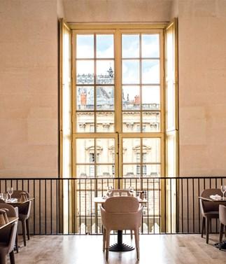Alain Ducasse opens Ore at Versailles