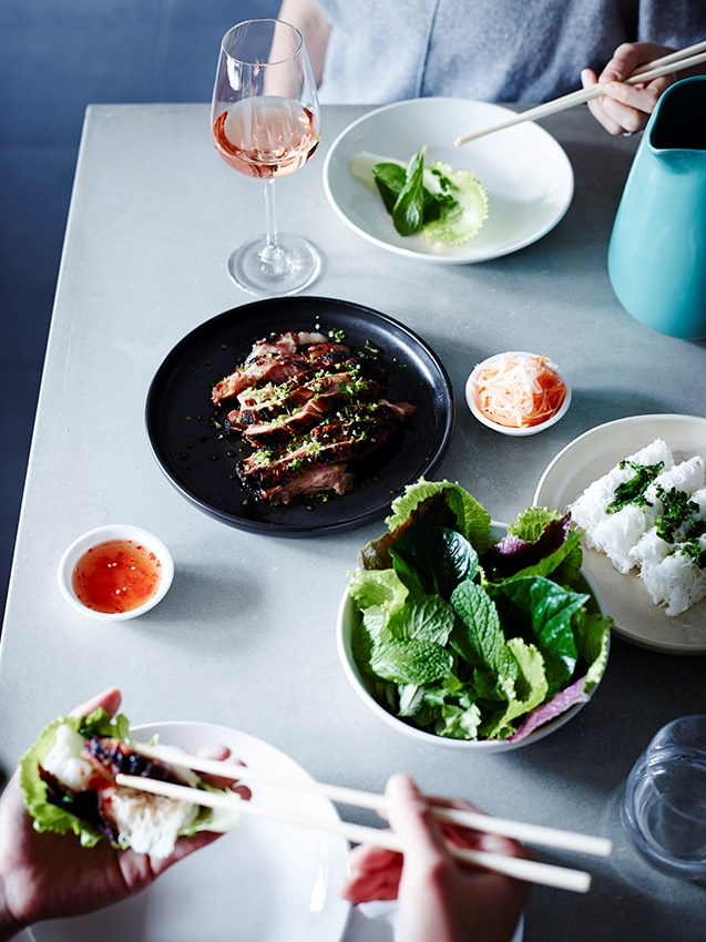 Recipes by Thi Le of Melbourne's Anchovy